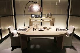 armani home interiors a home for armani casa the furniture showroom opens