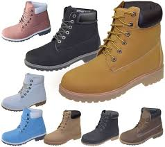 ladies ankle biker boots womens high top boots hiking desert combat ladies ankle work biker