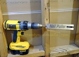 cordless drill nail puller review handymanhowto com