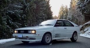 1983 audi quattro 1983 audi quattro ur quattro driver market