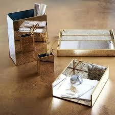 Decorative Desk Organizers Decorative Desk Accessories Kresofineart