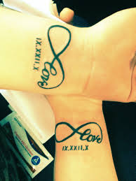 arabic meaning tattoos matching tattoos for couples roman infinity and couples