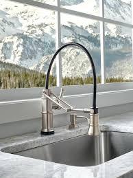 articulating kitchen faucet fancy articulating kitchen faucet single handle articulating arm
