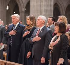 thanksgiving prayer service at the end of the year trump inaugural events end in prayer at national cathedral