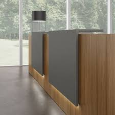 Reception Office Furniture by Best 20 Reception Counter Ideas On Pinterest Reception Counter