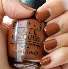 opi a piers to be tan esmaltes pinterest fall nail colors