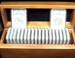 Silver American Eagle Dollar Coins - Silver eagle furniture