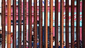 this border town already has a wall u2014and it doesn u0027t work