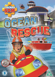 fireman sam ocean rescue dvd red rose mummy