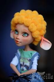 Monster High Halloween Wolf Doll by 76 Best Custom Howleen Wolf Dolls Images On Pinterest Custom