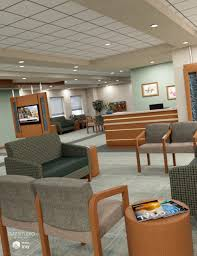 medical center waiting room 3d models and 3d software by daz 3d