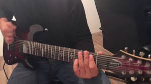 periphery four lights guitar cover w bias fx youtube