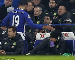 John Bench John Terry And Wayne Rooney Are Being Phased Out Daily Mail Online
