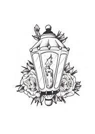 52 lantern tattoos designs