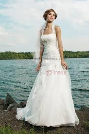 halter style wedding dresses wedding dresses halter style