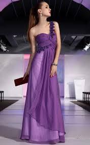 purple bridesmaid dress ideal weddings