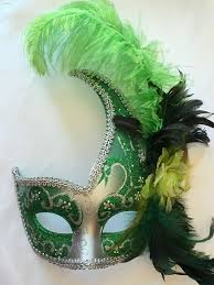 green mardi gras mask 40 best mardi gras masks images on venetian masks