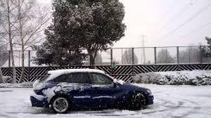 lexus is300 wallpaper lexus is300 sportcross snow donuts drifting youtube