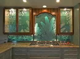 kitchen with glass backsplash countertops backsplash painted glass backsplash diy kitchen