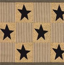 Primitive Table Runners by Country Table Linens U0026 Placemats