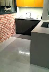 plan de travail cuisine beton plan de travail en beton cire cuisine plan de travail beton cire