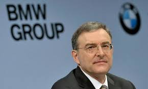 bmw ceo bmw ceo sees billion challenge to meet eu s co2 target