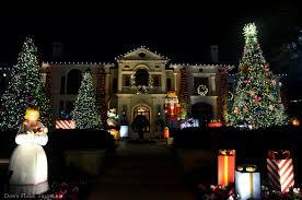 Christmas Lights Texas Christmas Lights Down Home Traveler