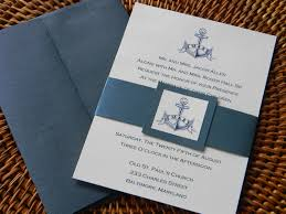 lovable nautical wedding invitations nautical wedding invitations