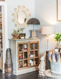 a vintage ice cream maker hand painted tables and more decor to rustic small cabinet and mirror with home decor in adjectives altamonte