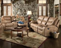 poncho sand reclining sofa and loveseat transitional sofas