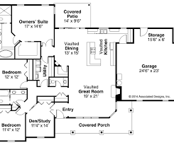 2 Bedroom Ranch Floor Plans by 28 Atomic Ranch House Plans Mid Century Home Brochure Door Hahnow