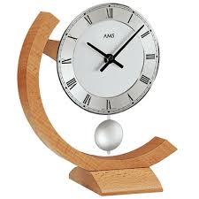 Wohnzimmer Uhren Zum Hinstellen Tischuhren Kaufen Rakuten De