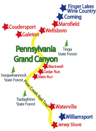 grand map lodging pa grand lodging attractions directions maps