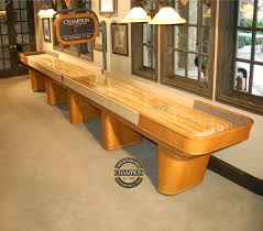 How To Play Table Shuffleboard Champion Shuffleboard