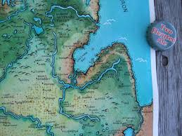 Frankenmuth Michigan Map by Michigan Fantasy Maps Album On Imgur