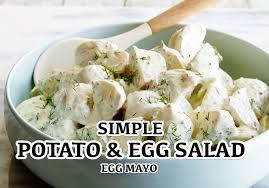 Ina Garten Curry Chicken Salad Potato U0026 Egg Mayo Salad Recipe Youtube