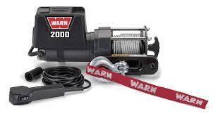 amazon com warn 92000 2000 dc utility winch automotive