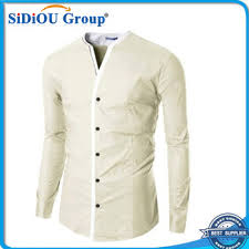 mens french cuff dress shirts no collar dress shirt fabric buy