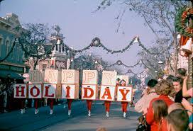 gorillas don u0027t blog disneyland christmas parade 1961 part 1