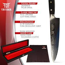 amazon com tatara japanese chef knife for sushi 8 inch