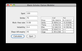 gui swing swing clojure gui for the black scholes option modeler paul legato