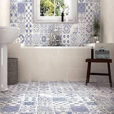 vintage bathroom tile ideas retro bathroom floor tile world inside