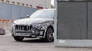 maserati super sport maserati levante gts spied again with more performance cues