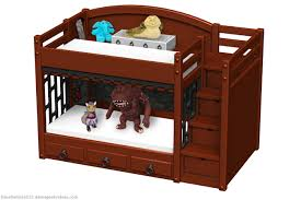 Star Wars Bunk Bed  Daves Geeky Ideas - Star wars bunk bed