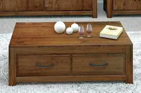 Two Drawer Coffee Table Wood And White Coffee Table White Wood Coffee Table Large White