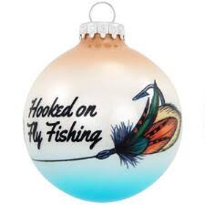 fishing ornaments bronner s