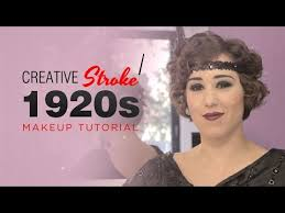 flapper makeup tutorial you mugeek vidalondon