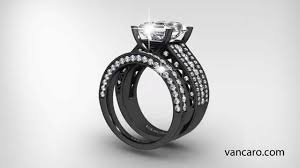 vancaro wedding rings vancaro vintage inspired engagement ring wedding set