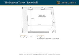leeds castle wedding venues in kent maidens tower tudor hall floor plan
