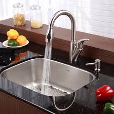 types of kitchen faucets home design